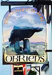 O'Briens Pub, Ballyvaughan, Co. Clare, Ireland    Stock Photo - Premium Rights-Managed, Artist: IIC, Code: 832-02254615