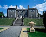 Belvedere House, Near Mullingar, Co Westmeath, Ireland    Stock Photo - Premium Rights-Managed, Artist: IIC, Code: 832-02254639