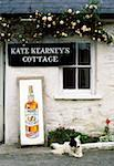 Kate Kearney's Cottage, Killarney Co Kerry, Ireland    Stock Photo - Premium Rights-Managed, Artist: IIC, Code: 832-02254753