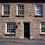 Terrace House, Castle Street, Armagh, Co Armagh, Ireland    Stock Photo - Premium Rights-Managed, Artist: IIC, Code: 832-02255009