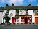 Traditional pub, Banagher, Co Offaly, Ireland    Stock Photo - Premium Rights-Managed, Artist: IIC, Code: 832-02255019