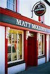Matt Molloy's, Westport, Co Mayo, Ireland    Stock Photo - Premium Rights-Managed, Artist: IIC, Code: 832-02255126