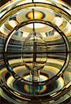 Ireland; Fresnel lens and bulb in lighthouse    Stock Photo - Premium Rights-Managed, Artist: IIC, Code: 832-02255348