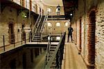 Cork City Gaol, County Cork, Ireland; Historical re-creation    Stock Photo - Premium Rights-Managed, Artist: IIC, Code: 832-02255370