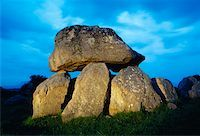 prehistoric - Carrowmore, County Sligo, Ireland Prehistoric dolmens    Stock Photo - Premium Rights-Managednull, Code: 832-02255403