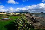 Waterville, County Kerry, Ireland Town waterside promenade    Stock Photo - Premium Rights-Managed, Artist: IIC, Code: 832-02255524