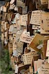Prayer tablets in Japan Stock Photo - Premium Royalty-Free, Artist: AWL Images, Code: 653-02261367