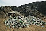 Trash and Waste Piled Up at Recycle Centre, Nantucket, Massachusetts, USA    Stock Photo - Premium Royalty-Free, Artist: Strauss/Curtis, Code: 600-02264552