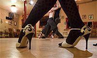 Tango Lesson, Portland, Oregon    Stock Photo - Premium Rights-Managednull, Code: 700-02265190
