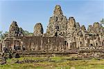 Bayon Temple, Angkor Thom, Angkor, Cambodia    Stock Photo - Premium Rights-Managed, Artist: J. A. Kraulis, Code: 700-02265620