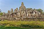 Bayon Temple, Angkor Thom, Angkor, Cambodia    Stock Photo - Premium Rights-Managed, Artist: J. A. Kraulis, Code: 700-02265621