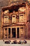 The Treasury, Petra, Arabah, Jordan    Stock Photo - Premium Rights-Managed, Artist: Dazzo, Code: 700-02265647