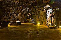 Interiors of a mine, Mina El Eden Zacatecas, Mexico Stock Photo - Premium Royalty-Freenull, Code: 625-02267989