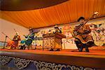 Musicians On Stage at the Xiri Tala Grassland Resort, Inner Mongolia, China    Stock Photo - Premium Rights-Managed, Artist: dk & dennie cody, Code: 700-02288335