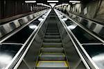 Escalators    Stock Photo - Premium Rights-Managed, Artist: Siephoto, Code: 700-02289520