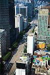 Overview of City, Jongo, Seoul, South Korea    Stock Photo - Premium Rights-Managed, Artist: R. Ian Lloyd, Code: 700-02289592