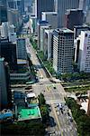 Overview of City, Jongo, Seoul, South Korea    Stock Photo - Premium Rights-Managed, Artist: R. Ian Lloyd, Code: 700-02289593