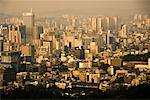 Overview of City, Seoul, South Korea    Stock Photo - Premium Rights-Managed, Artist: R. Ian Lloyd, Code: 700-02289653