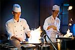 Chefs, Parkview Restaurant, Shilla Seoul Hotel, Seoul, South Korea Stock Photo - Premium Rights-Managed, Artist: R. Ian Lloyd, Code: 700-02289660