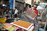 Food Vendor, Insadong, Seoul, South Korea    Stock Photo - Premium Rights-Managed, Artist: R. Ian Lloyd, Code: 700-02289669