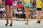 Beauty Contest, Cheonggyecheon, Seoul, South Korea    Stock Photo - Premium Rights-Managed, Artist: R. Ian Lloyd, Code: 700-02289703