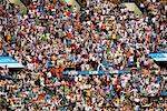 Crowd at Baseball Game, Jamsil Baseball Stadium, Seoul, South Korea    Stock Photo - Premium Rights-Managed, Artist: R. Ian Lloyd, Code: 700-02289715