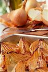 Roasted Onions    Stock Photo - Premium Rights-Managed, Artist: foodanddrinkphotos, Code: 824-02293231