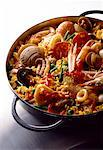 Paella    Stock Photo - Premium Rights-Managed, Artist: Photocuisine, Code: 825-02302575