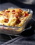 macaroni and lobster bake    Stock Photo - Premium Rights-Managed, Artist: Photocuisine, Code: 825-02302580