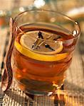 hot toddy    Stock Photo - Premium Rights-Managed, Artist: Photocuisine, Code: 825-02303456