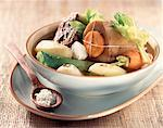 traditional pot-au-feu    Stock Photo - Premium Rights-Managed, Artist: Photocuisine, Code: 825-02303849