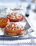 Tatin tartlet    Stock Photo - Premium Rights-Managed, Artist: Photocuisine, Code: 825-02304693