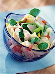 summer salad    Stock Photo - Premium Rights-Managed, Artist: Photocuisine, Code: 825-02306474