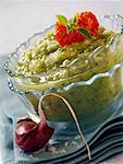 Courgette caviar    Stock Photo - Premium Rights-Managed, Artist: Photocuisine, Code: 825-02306723