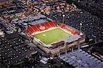 Aerial View of BMO Field, Toronto, Ontario, Canada    Stock Photo - Premium Rights-Managed, Artist: Brian Pieters, Code: 700-02314973
