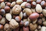 Assorted Nuts    Stock Photo - Premium Rights-Managed, Artist: Ron Fehling, Code: 700-02347839