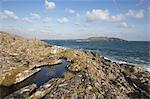 Rocky Shoreline on Cape Clear Island, County Cork, Ireland    Stock Photo - Premium Rights-Managed, Artist: Lalove Benedict, Code: 700-02348615