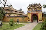 Vietnam, Hue, Imperial city. Stock Photo - Premium Royalty-Freenull, Code: 610-02374673