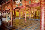 Vietnam, Hue, Imperial city. Stock Photo - Premium Royalty-Freenull, Code: 610-02374681
