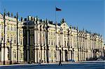 Russia, St Petersburg, Winter Palace. Stock Photo - Premium Royalty-Freenull, Code: 610-02374775