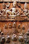 Stone Carvings, Angkor Wat, Siem Reap, Cambodia