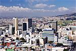 Overview of City, Cape Town, Western Cape, South Africa    Stock Photo - Premium Rights-Managed, Artist: Jeremy Woodhouse, Code: 700-02377267