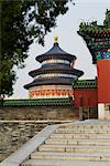 The Hall of Prayer for Good Harvest, Temple of Heaven, Beijing, China    Stock Photo - Premium Rights-Managed, Artist: dk & dennie cody, Code: 700-02385913