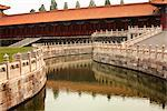 Inner Golden River, Forbidden City, Beijing, China    Stock Photo - Premium Rights-Managed, Artist: dk & dennie cody, Code: 700-02385929