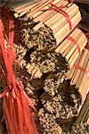 Bamboo Bundles, Guilin, China    Stock Photo - Premium Rights-Managed, Artist: dk & dennie cody, Code: 700-02385939