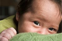 Close-up of Baby    Stock Photo - Premium Rights-Managednull, Code: 700-02386094