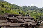 Hotels, Long Ji Rice Terraces, Longsheng, China