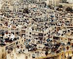 Syria, Aleppo, rooftops of apartment buildings covered with satellite dishes, elevated view Stock Photo - Premium Royalty-Free, Artist: dk & dennie cody, Code: 613-02388042