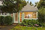 Rental Cottage in Seaside, Oregon, USA    Stock Photo - Premium Royalty-Free, Artist: David Papazian, Code: 600-02463497