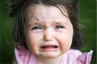 Girl Crying    Stock Photo - Premium Rights-Managednull, Code: 700-02586121